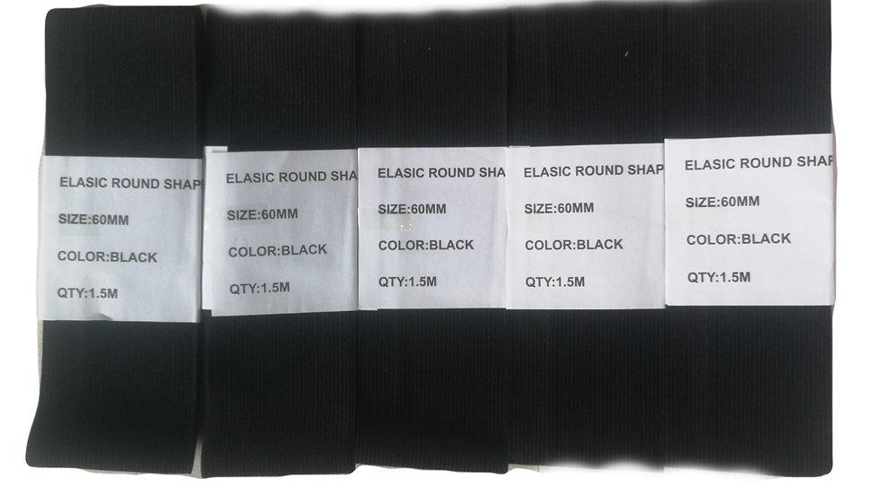 elastiques plats 60mm mercerie pas cher en ligne