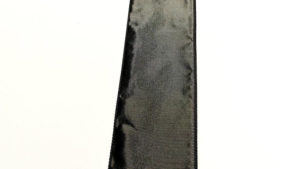 ruban noir mercerie