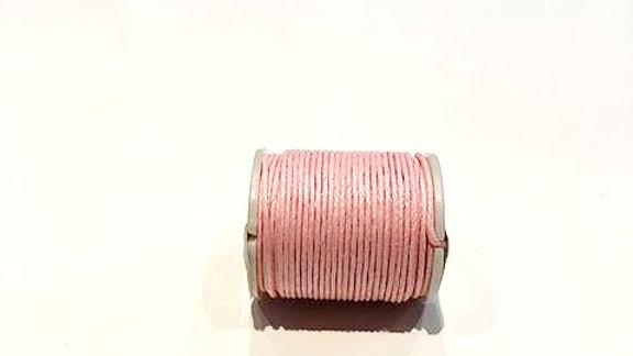 bobine de lacet coton ciré mercerie pas cher en ligne