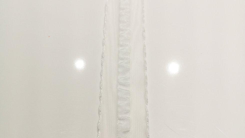 Ruban blanc mercerie