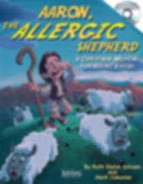 Aaron the Allergic Shepherd cover art.jp