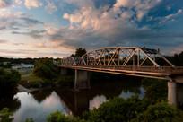 Hugh Chatham Bridge