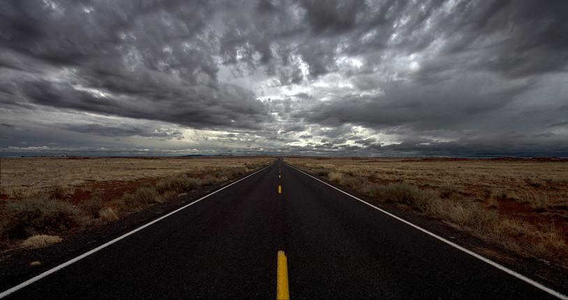 On the Way to Winslow AZ