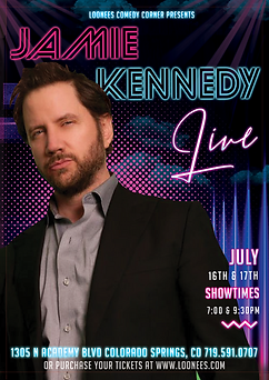 Jaime Kennedy July POSTER.png