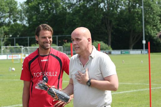Ton van FC Oudewater