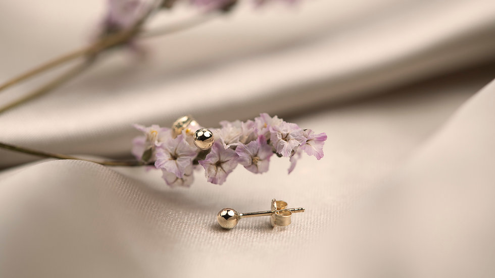9ct Solid Gold Studs