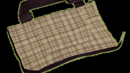 Golf Seat Blanket - Multi colored