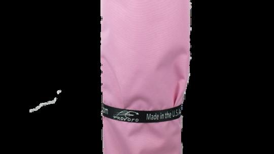 Just Pink Bag - Pink Pocket, Strap - Cup Holder Option
