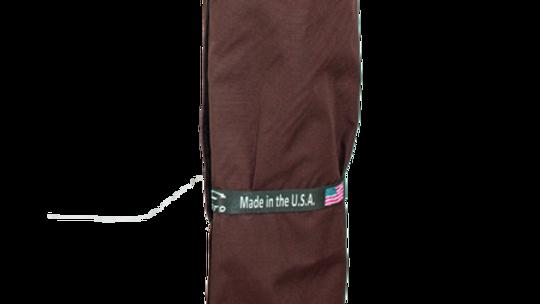 Chocolate Brown Bag + Options and Stand