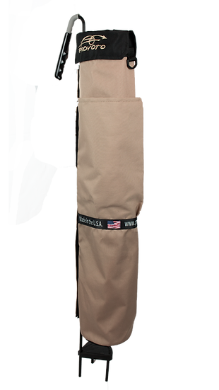 Golden Tan Bag - Tan Pocket, Strap - Cup Holder Option