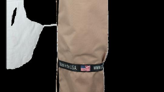 Golden Tan Bag - Tan Pocket, Strap - Cup Holder Option