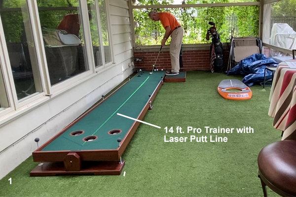 14 ft.  Pro Trainer Platform