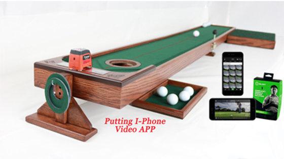 PA - Trainer Studio - Blast Golf App