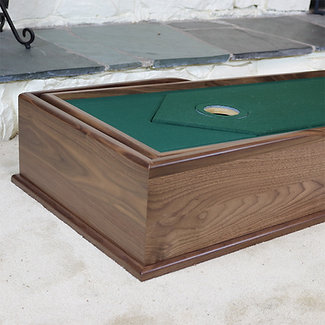 Walnut Olympian VIP Putting System