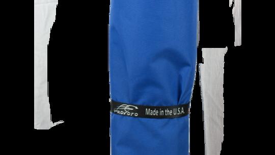 Royal Blue Bag - Blue Pocket, Strap - Cup Holder Option