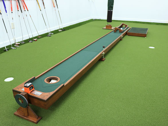 Extendable Putting System