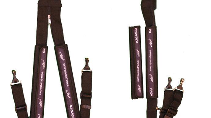 Dual 2 N 1 strap