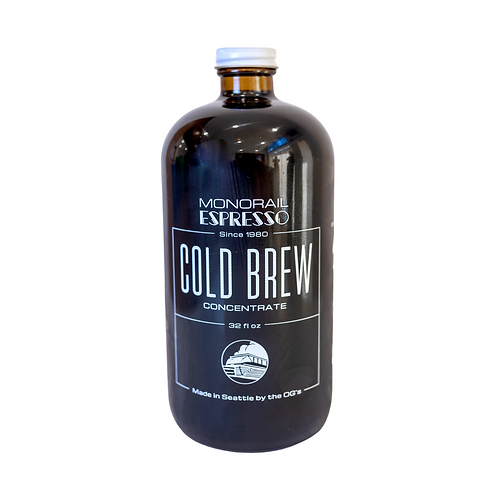Cold Brew Concentrate 32 oz