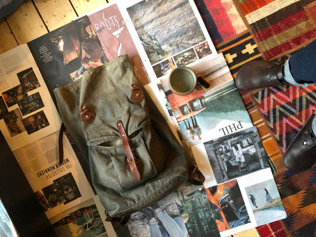 Taking Care of your Waxed Cotton Goods