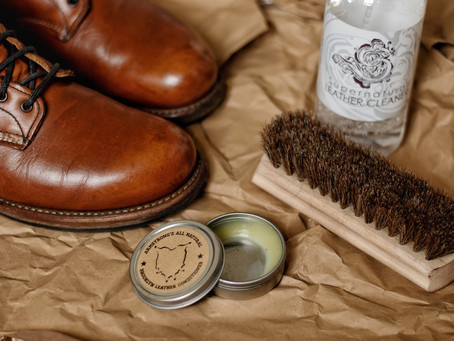 Taking care of your boots with Mikko.
