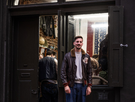 An Evening at Hang Up with PEG Vintage