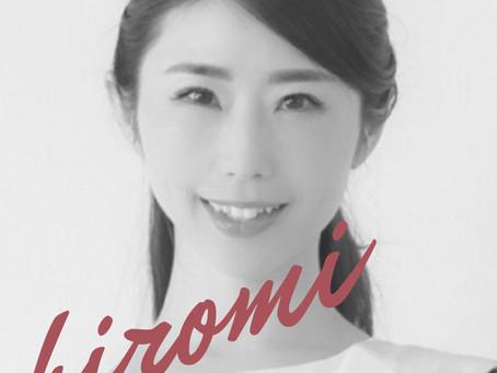 新メンバー・Hiromiさん「小顔に導く激変メソッド」スタート!!