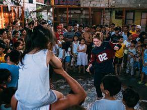 Engagement pour Hip Hop 4 Hope - Philippines
