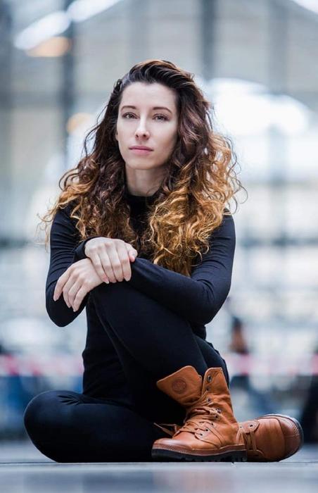 Sandra Mercky, Assistante Chorégraphique