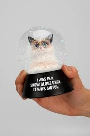 Stuck in a Snow Globe!!