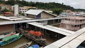 Governo abre licitação para reforma da Hidroviária de Monte Alegre