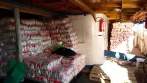 Polícia Civil do Amapá confirma que navio naufragou com excesso de carga