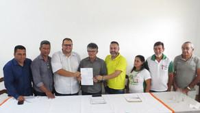 Incra firma acordo de cooperação técnica com a prefeitura de Juruti