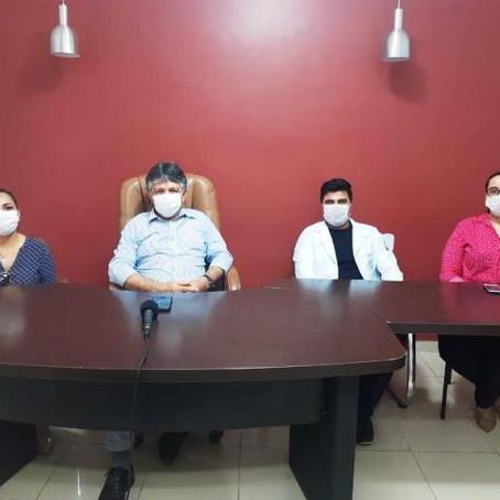 Homem suspeito de contraído coronavírus está em estado grave em Juruti