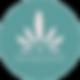 Teal Circle w Logo - Trans.png