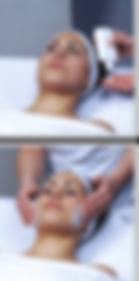 applicazione cosmetica