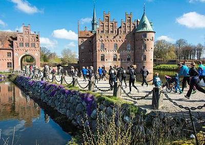 Egeskovs slotsløb. Hyggeligt løb der finder sted på Egeskov slot.