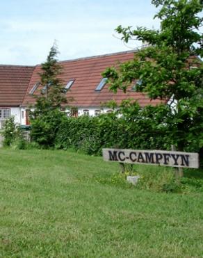 MC camp. Danmark hyggeligste motorcykel camping