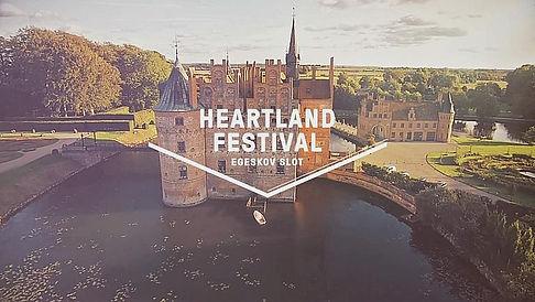 Heartland festival er placeret i Rudmes baghave