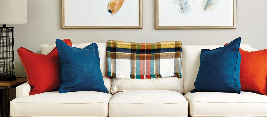 Choosing the Right Throw Pillow for Your Interior Space