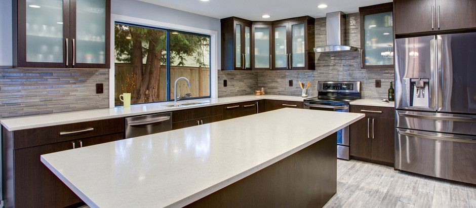 Types of Countertop Materials to Know Before Making Your Decision