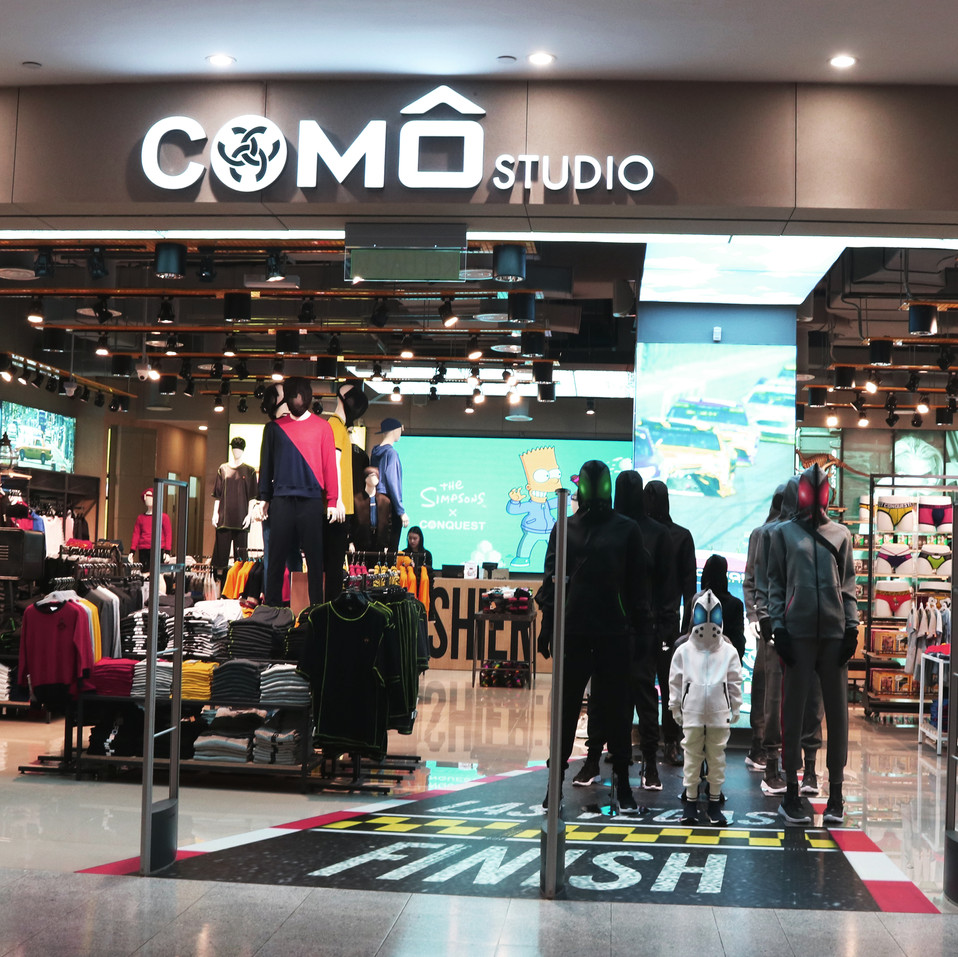 COMO Studio, Sunway Pyramid