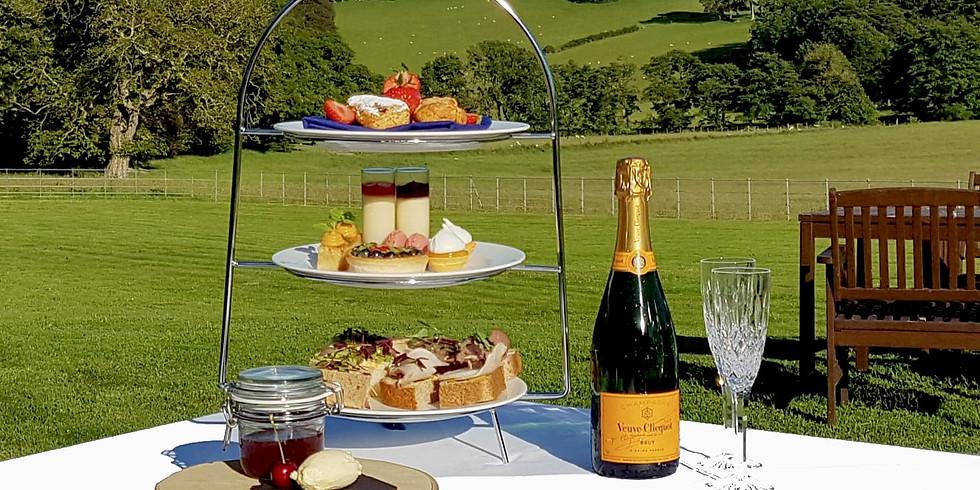 Nanteos Estate Afternoon Tea Sunday 14th November 2021