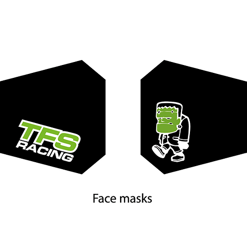 TFS Racing Frankenstein Face Mask