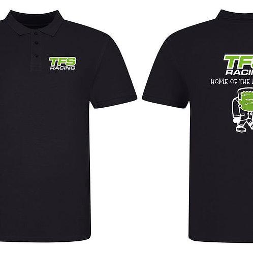 TFS Racing Frankenstein Design Polo Shirt