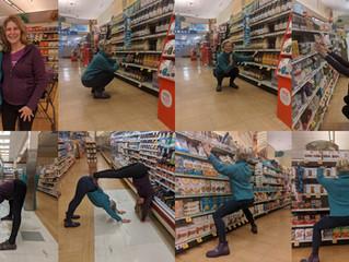 Supermarket Yoga