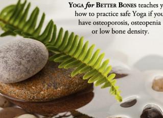 Yoga to Strengthen Bones