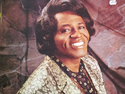 Track By Track: James Brown: Gravity