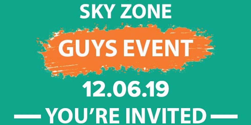 Guys Sky Zone Social