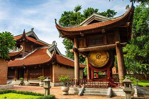 Hanoi Temple of Literature shutterstock_