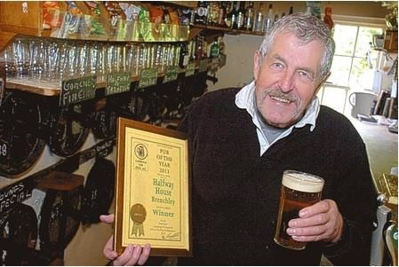 West Kent Pub of the Year Award